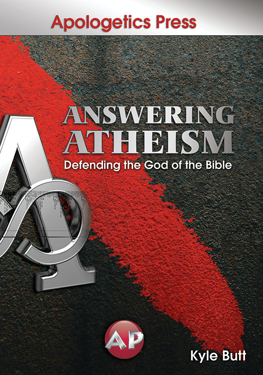 Answering Atheism - DVD