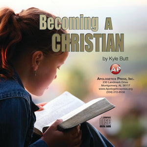Becoming a Christian [Audio Download]