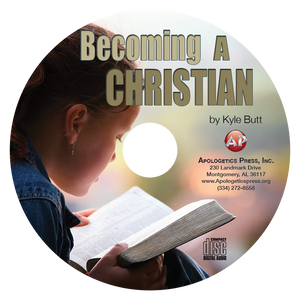 Becoming a Christian (CD)