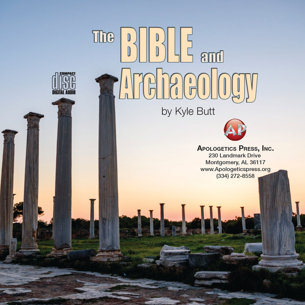 Bible and Archaeology [Audio Download]