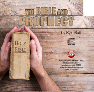 Bible and Prophecy [Audio Download]
