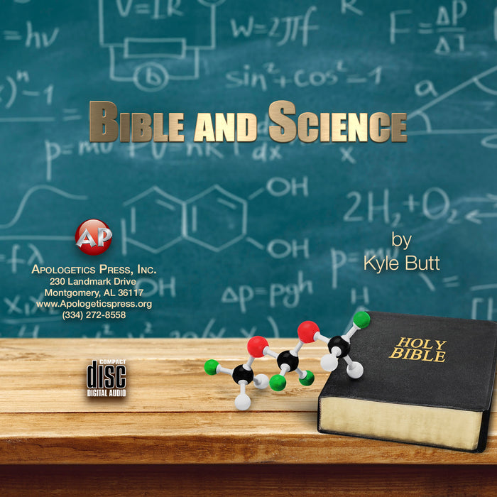 Bible and Science [Audio Download]