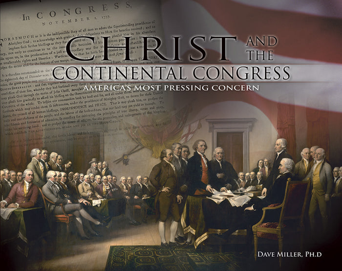 Christ and the Continental Congress