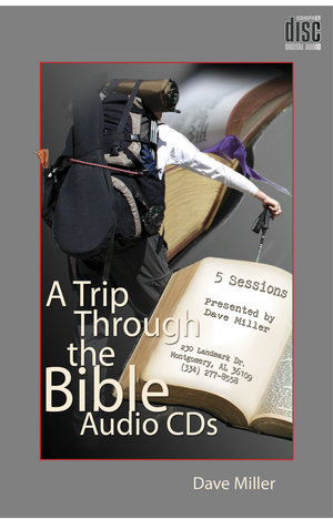 A Trip Through the Bible—CD