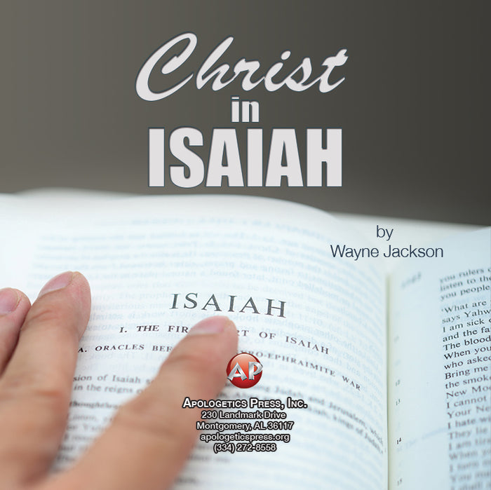 Christ in Isaiah [Audio Download]