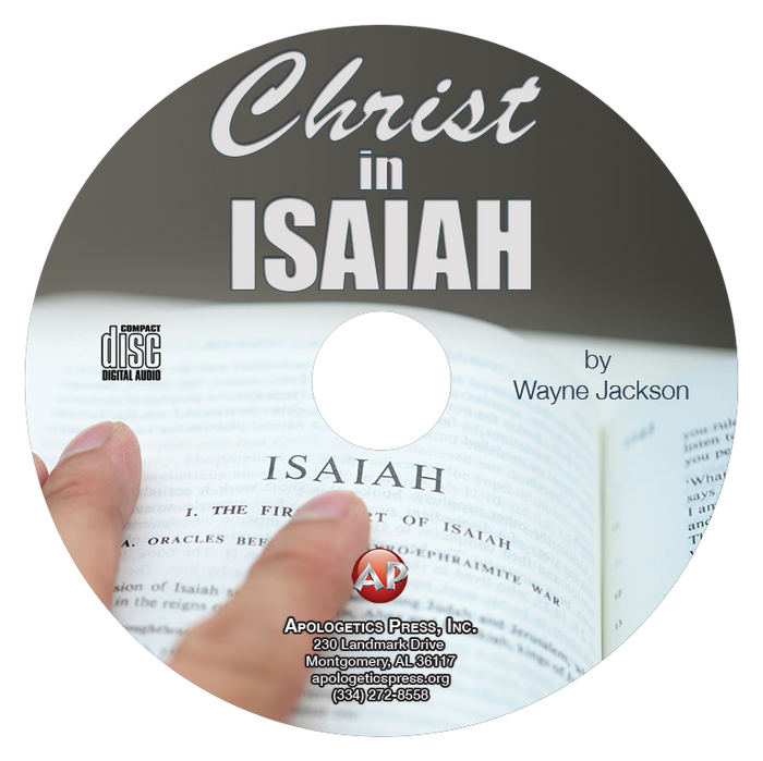 Christ in Isaiah (CD)