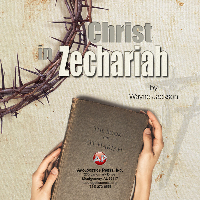 Christ in Zechariah [Audio Download]