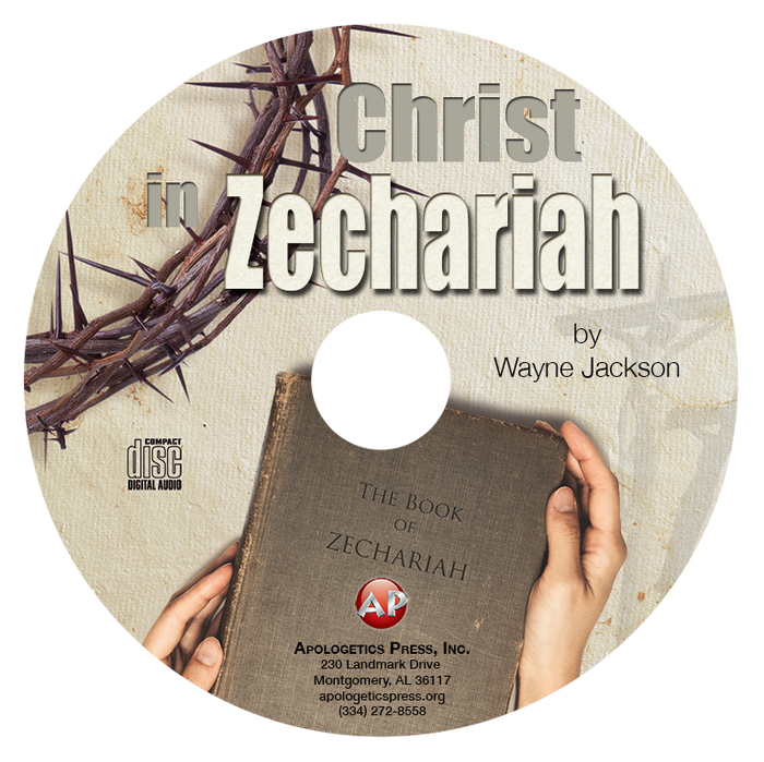 Christ in Zechariah (CD)