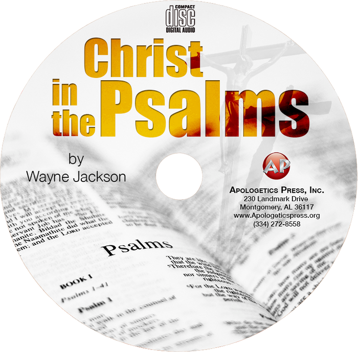 Christ in the Psalms (CD)