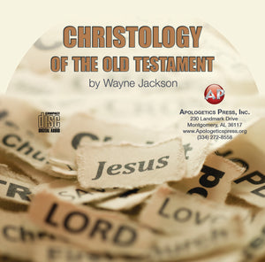 Christology of the Old Testament—Session 2 [Audio Download]