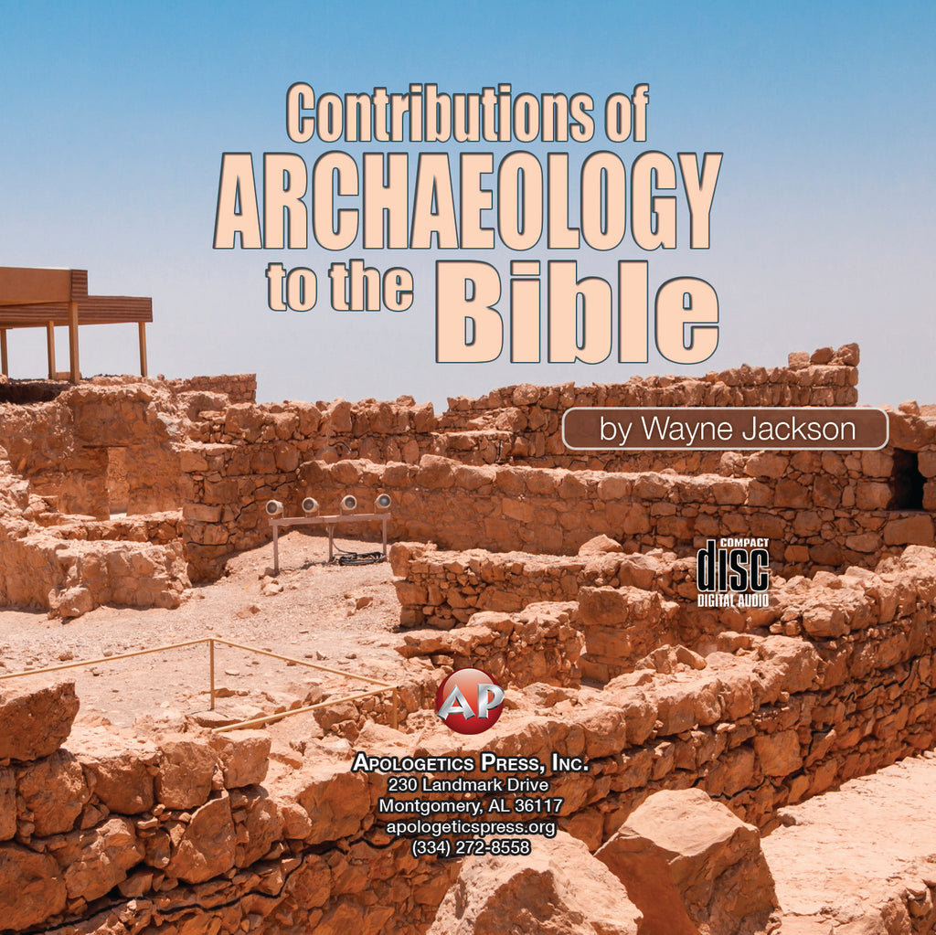 Contributions of Archaeology to the Bible—Session 2 [Audio Download]