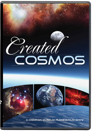 Created Cosmos - DVD
