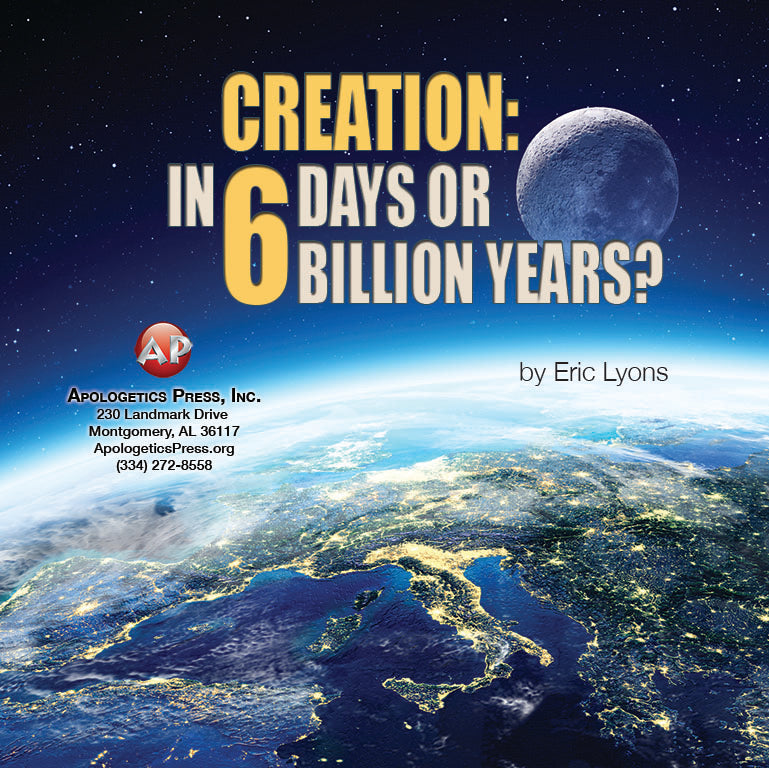 Creation: In Six Days or Six Billion Years? [Audio Download]