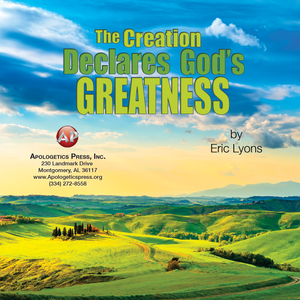 Creation Declares God's Greatness [Audio Download]