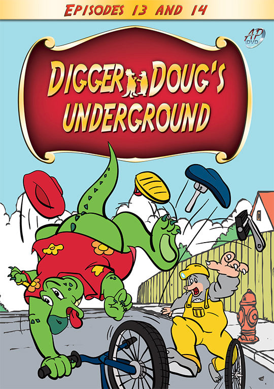 Digger Doug's Underground (Episodes 13 and 14)
