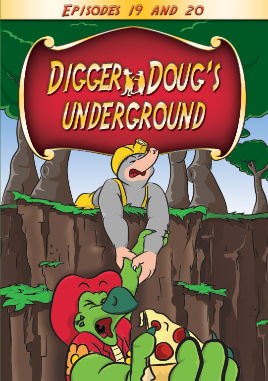 Digger Doug's Underground (Episodes 19 and 20)