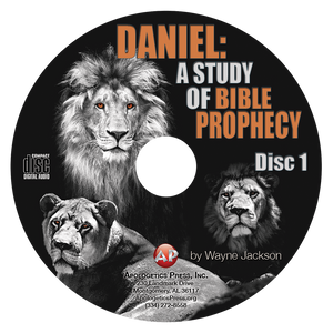 Daniel: A Study of Bible Prophecy (2 CDs)