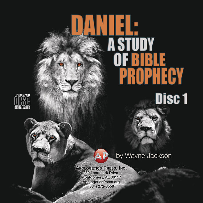Daniel: A Study of Bible Prophecy—Session 1 [Audio Download]