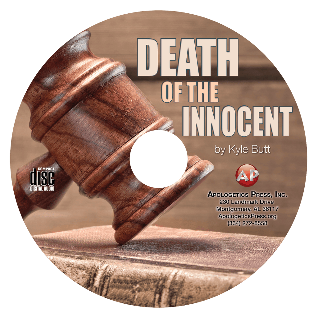Death of the Innocent (CD)