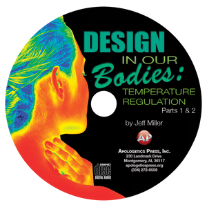 Design in Our Bodies: Temperature Regulation (CD)