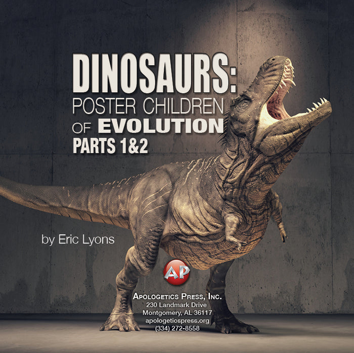 Dinosaurs: The Poster Children of Evolution—Part 1 [Audio Download]