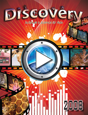 Discovery Bound Volume 2008