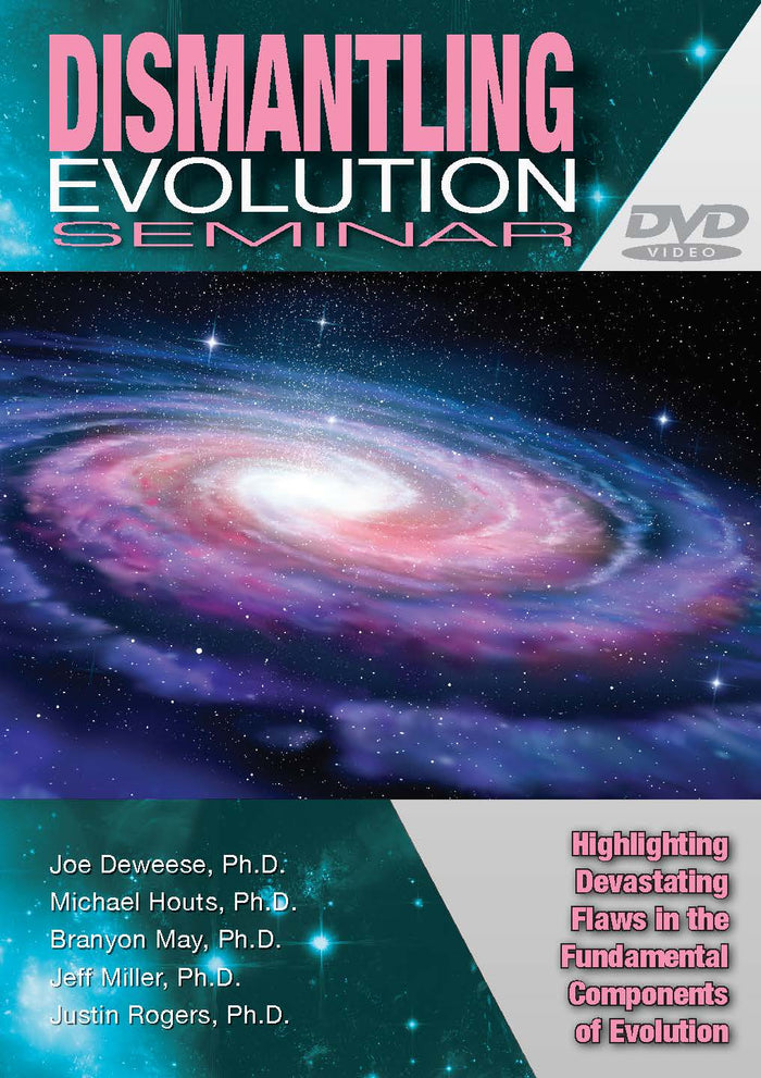 Dismantling Evolution Seminar—DVD