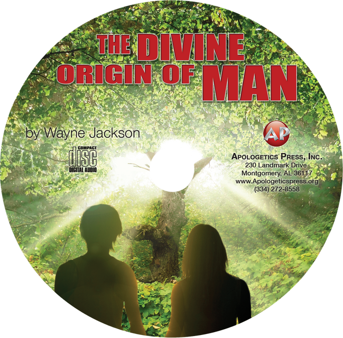 Divine Origin of Man (CD)