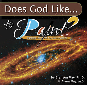 Does God Like to Paint?
