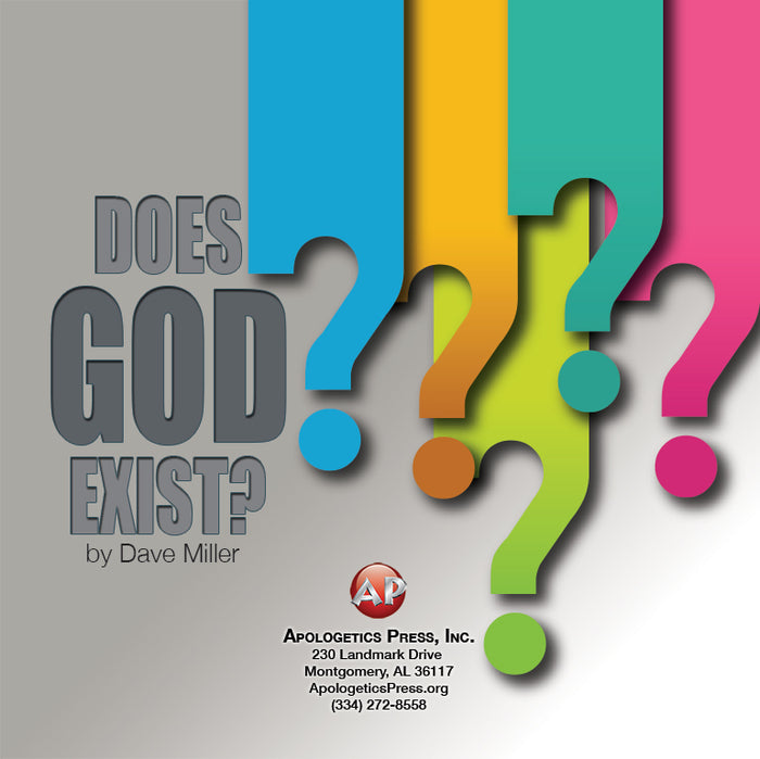 Does God Exist? [Audio Download]