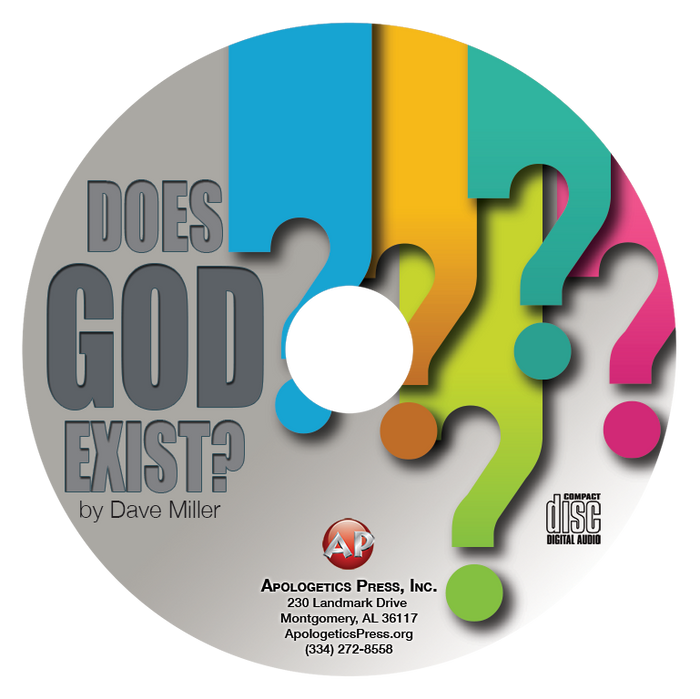 Does God Exist? (CD)