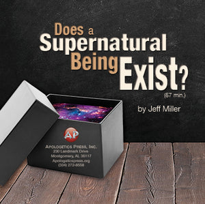 Does a Supernatural Being Exist? [Audio Download]