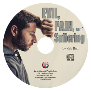 Evil, Pain, and Suffering (CD)