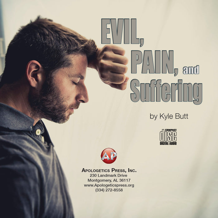 Evil, Pain, and Suffering [Audio Download]