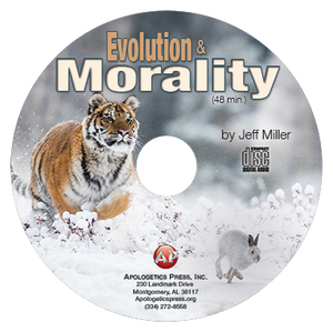 Evolution and Morality (CD)