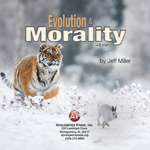 Evolution and Morality [Audio Download]