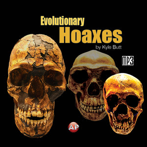 Evolutionary Hoaxes [Audio Download]