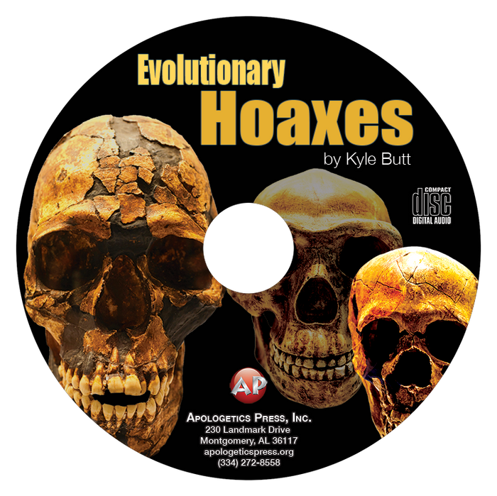 Evolutionary Hoaxes (CD)