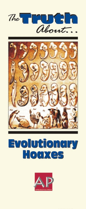 Truth about Evolutionary Hoaxes
