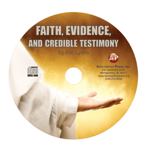 Faith, Evidence, and Credible Testimony (CD)