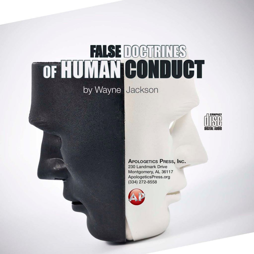 False Doctrines of Human Conduct [Audio Download]