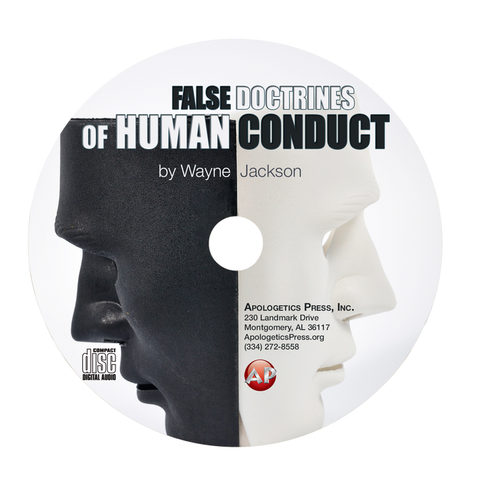 False Doctrines of Human Conduct (CD)