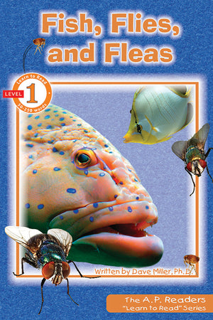Learn to Read: Fish, Flies and Fleas