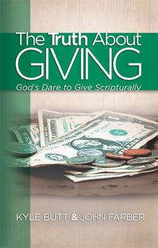 Truth About Giving
