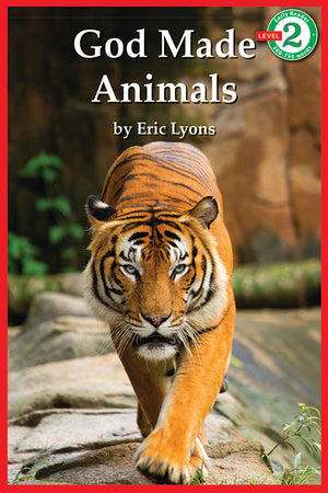 Early Reader: God Made Animals