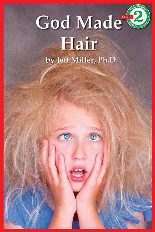 Early Reader: God Made Hair