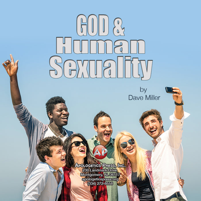 God & Human Sexuality [Audio Download]