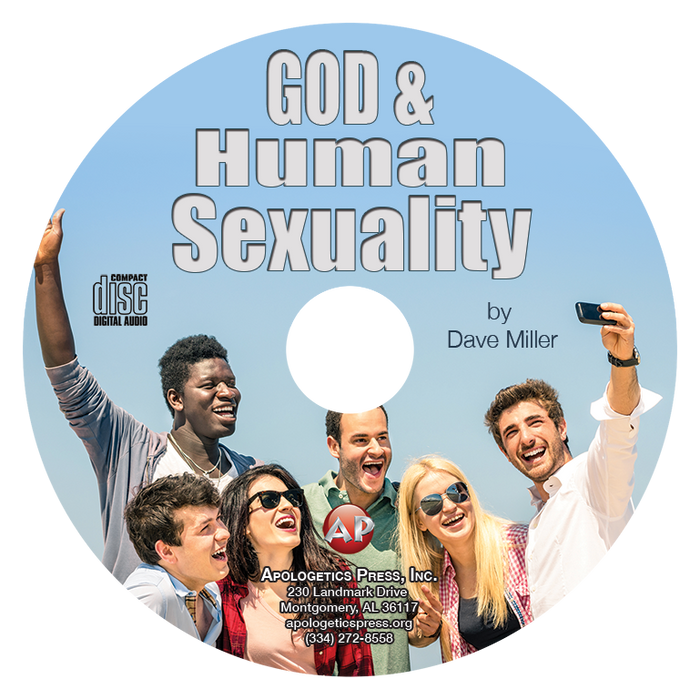 God and Human Sexuality (CD)