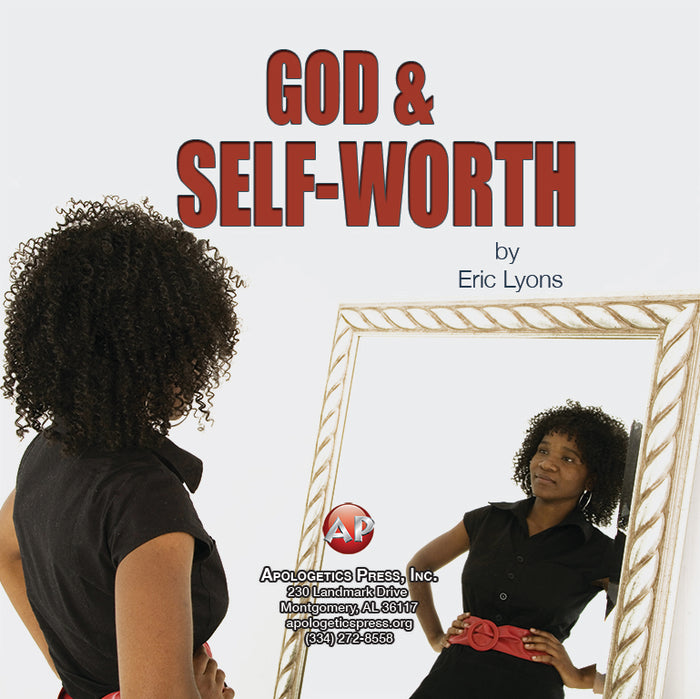 God and Self-Worth [Audio Download]