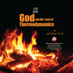 God and the Laws of Thermodynamics [Audio Download]